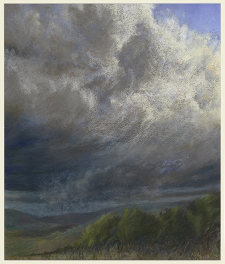 Roger Beale - Approaching Squall Sicily