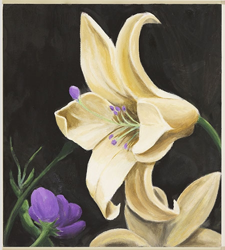 Roger Beale - Baroque Lily