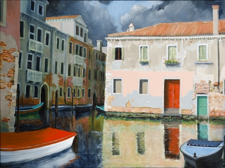 Roger Beale - Venice Backwater