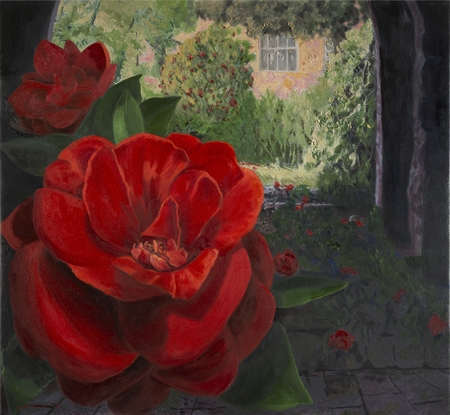 Roger Beale - Camellias at Villa Rufolo