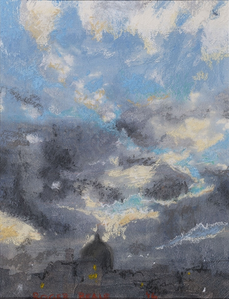 Roger Beale - Florence Afternoon Clouds Study