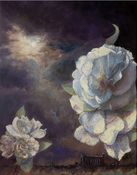 Roger Beale - Gardenias on the night air.