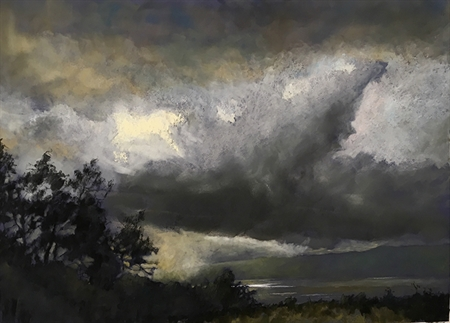 Roger Beale - Lake George Squall