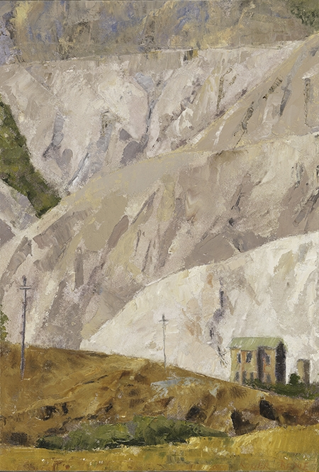 Roger Beale - Old Quarry Sicily