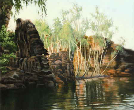 Roger Beale - Kakadu Backwater