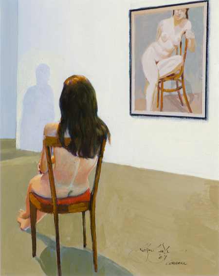 Roger Beale - Nude Art Lecture