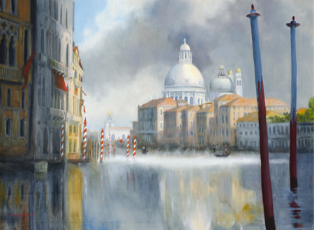 Roger Beale - Salute and the Grand Canal
