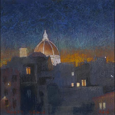 Roger Beale - Florence Duomo Lit Study